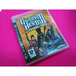 PS3 Guitar Hero III